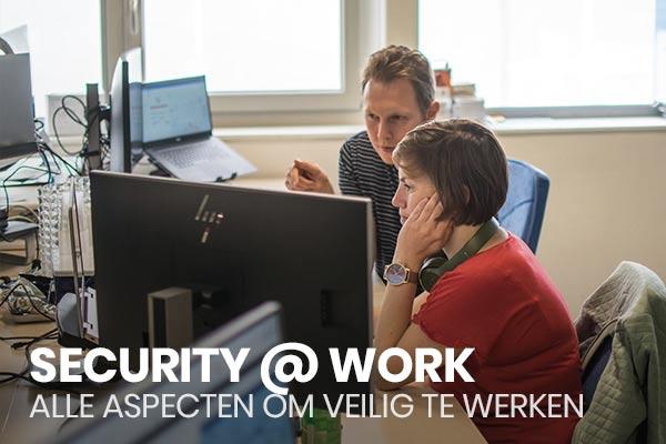 Security @ Work | VanRoey.be