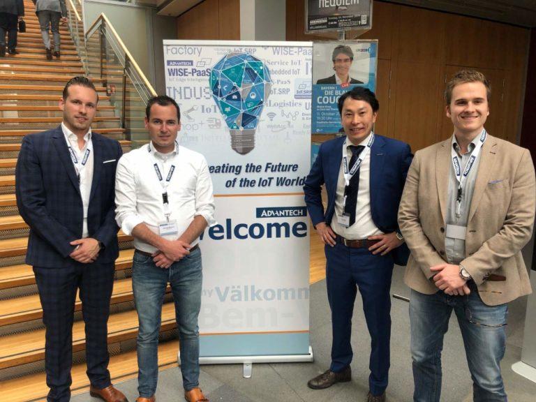 Samenwerking Advantech en VanRoey.be