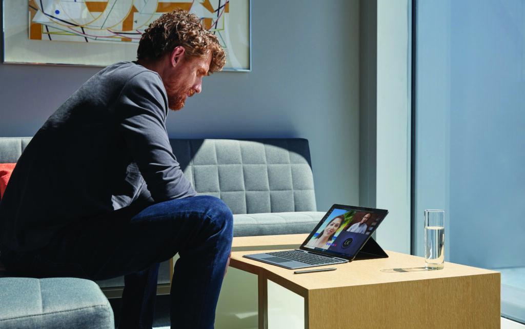 Téléphoner avec Microsoft Teams grâce à Telenet