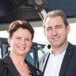 Bert Vranckx et Astrid Krieckemans