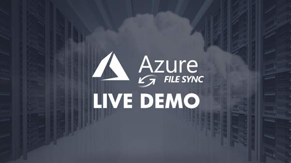 Azure File Sync webinar/demo | VanRoey.be