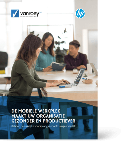 Livre blanc The Mobile Workplace | VanRoey.be