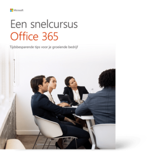 Couverture E-Book a quick course office 365