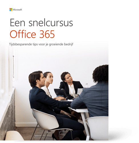 Cover E-Book a quick course office 365