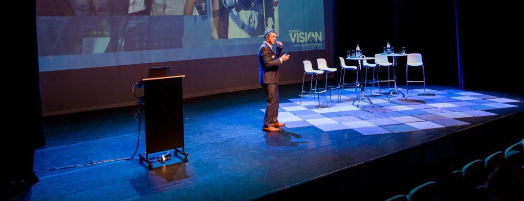 Pat Van Roey Vision EVent | VanRoey.be
