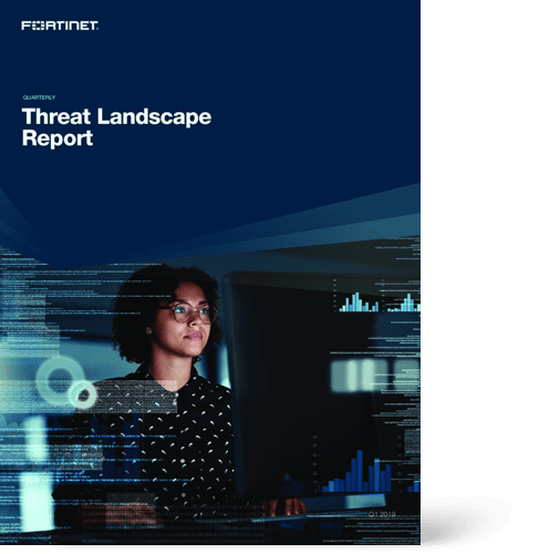 Fortinet Threat Landscape Report | VanRoey.be
