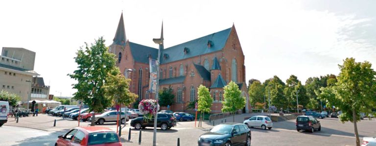 Municipality of Beerse village centre (Google Streetview)