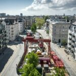 Smet Group Werf Osterbro Tunneling | VanRoey.be