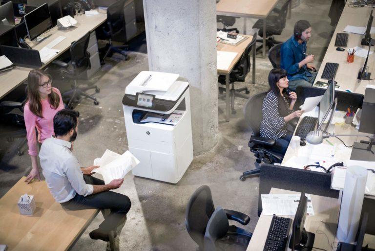 HP Multifuntional Printer | VanRoey.be