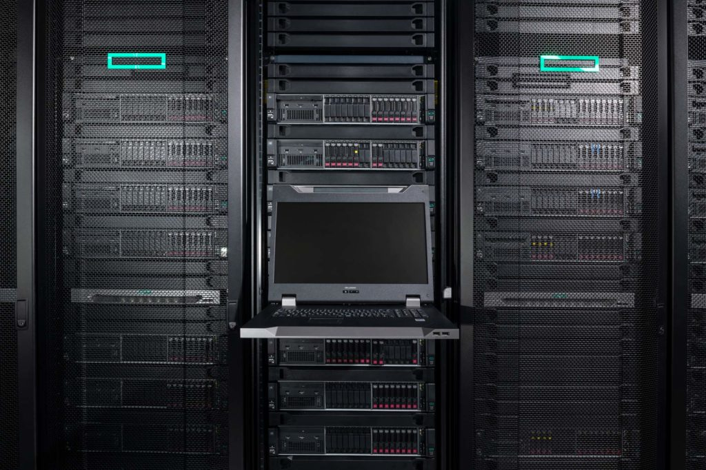 HPE Datacenter Servers Storage Racks   VanRoey.be