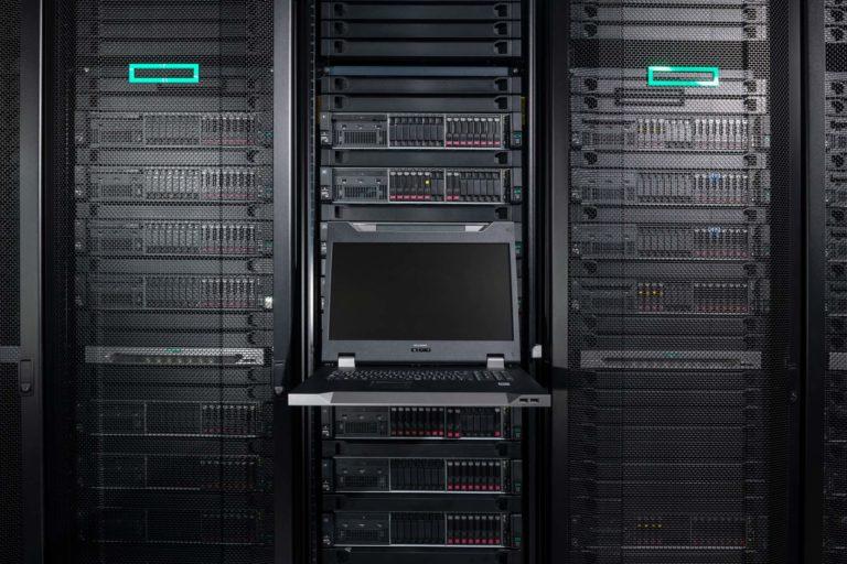 HPE Datacenter Servers Storage Racks | VanRoey.be