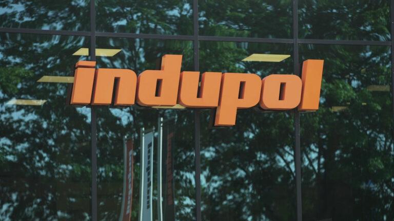 Logo Indupol | VanRoey.be