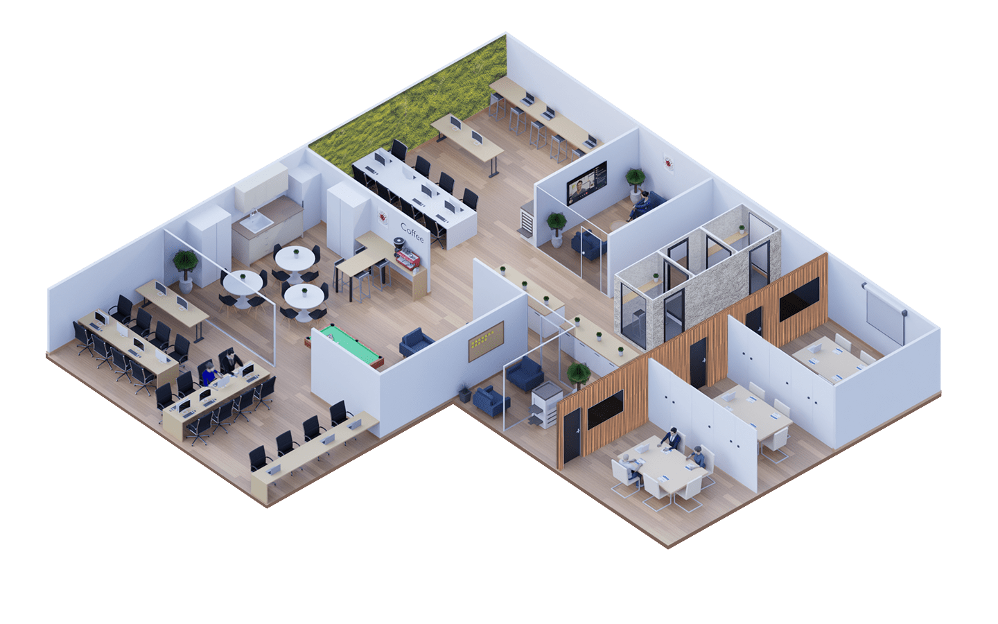 Office Of The Future | VanRoey.be
