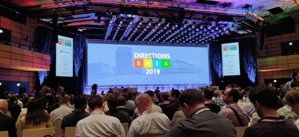 Microsoft Directions EMEA 2019 | VanRoey.be