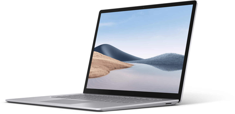 Microsoft Surface Laptop 4 | VanRoey.be