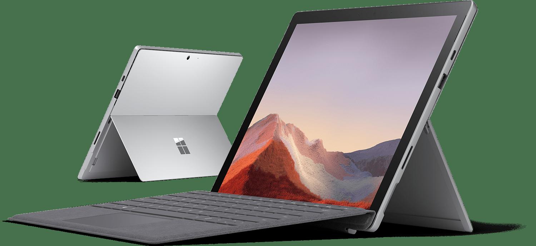 Microsoft Surface Pro 7 Vs Pro X Laptop 3 Vs Book 3 Surface Studio 2