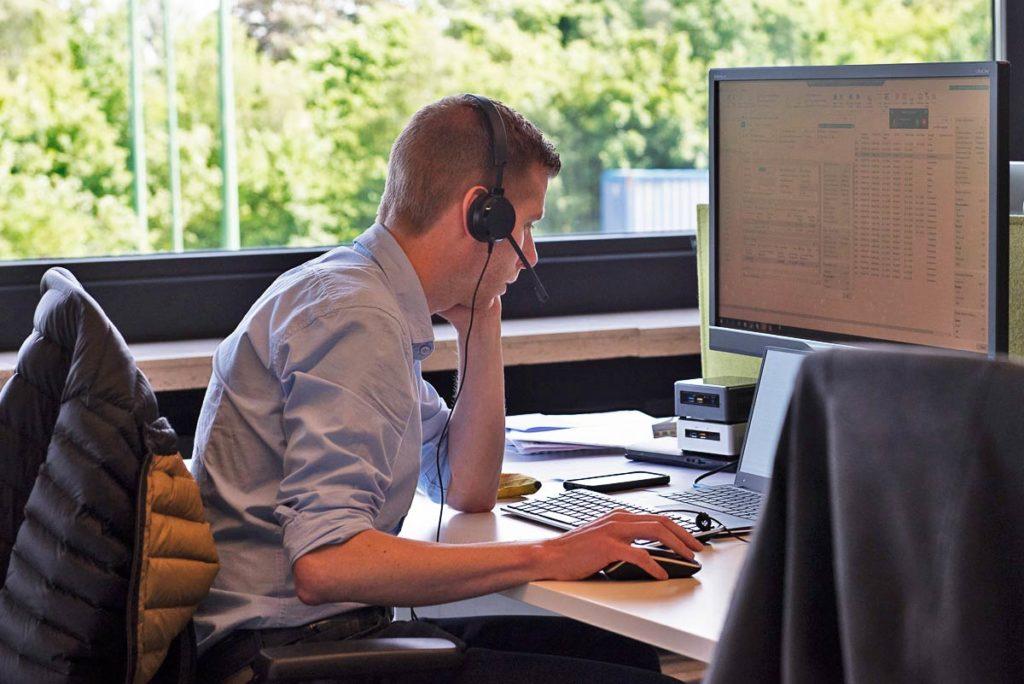 Molenbergnatie Medewerker ICT | VanRoey.be