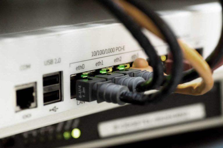 Network Switch | VanRoey.be