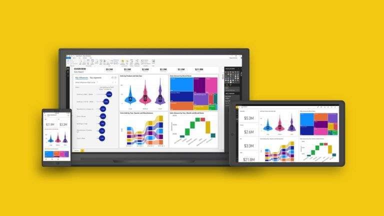 Microsoft Power BI Overview | VanRoey.be