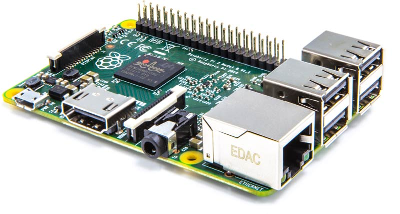 Mini PC Raspberry Pi | VanRoey.be