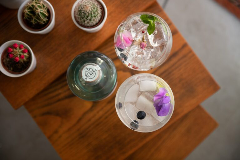 Sterkstokers Gin Tasting | VanRoey.be