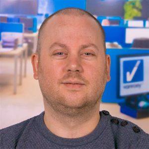 Profile photo Stijn Dockx | VanRoey.be