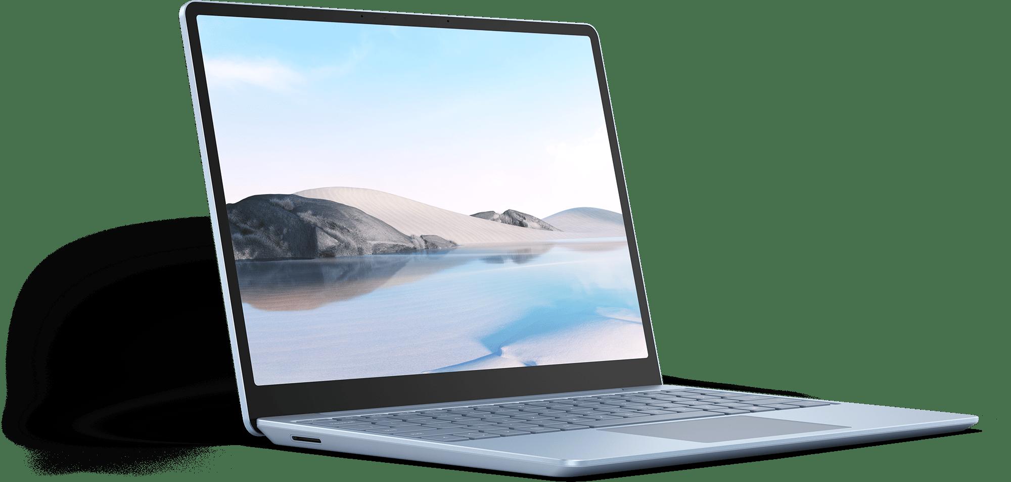 Microsoft Surface Laptop Go | VanRoey.be