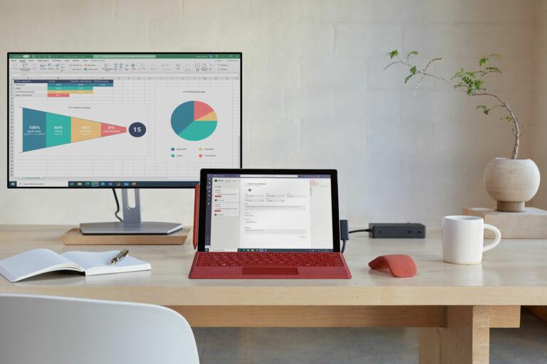 Surface Pro 7 Plus | VanRoey.be