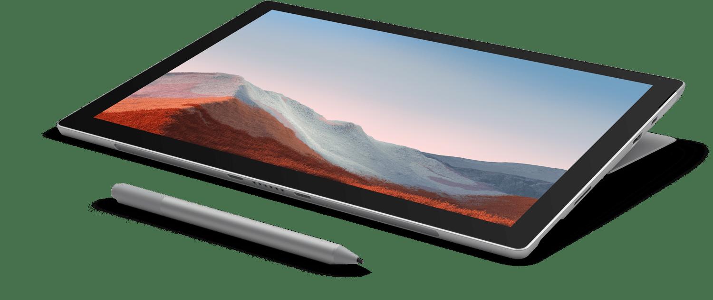 Mirosoft Surface Pro 7+ Plus | VanRoey.be