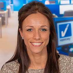 Profielfoto Tanja Verbeek | VanRoey.be