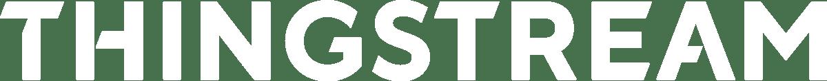 Thingstream Logo (Wit)