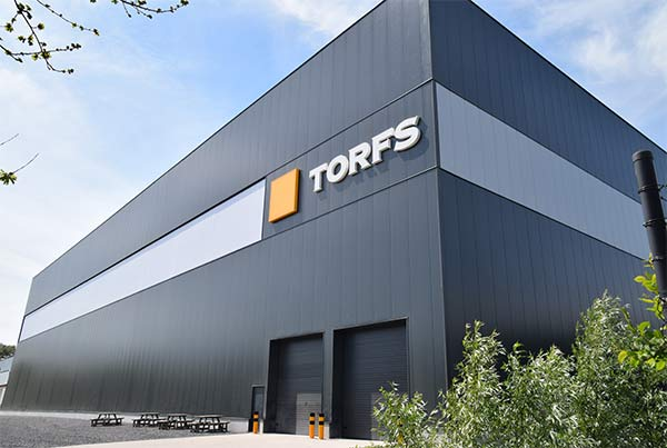 Torfs Building | VanRoey.be