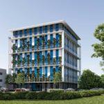 VanRoey.be Nouveau bâtiment Conception 3D
