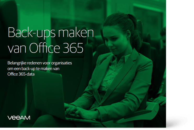 Livre blanc Veeam Backup for Office 365 | VanRoey.be