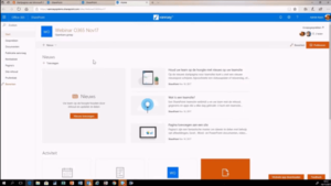 Office 365 Webinar | VanRoey.be
