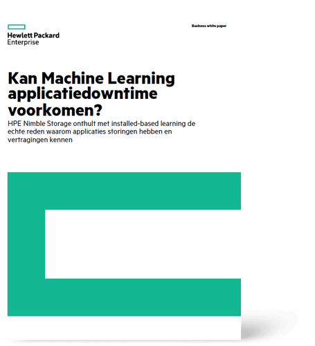 HPE Infosight Whitepaper | VanRoey.be